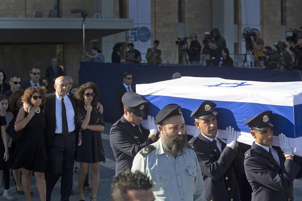 На похороны президента Израиля Шимона Переса съехался весь политический бомонд Запада