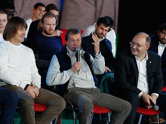 Юрий Семин: «Как поправим дела, заявим Лоськова, ионсыграет 400-й матч»