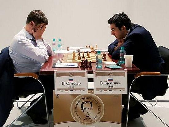 Шахрияр Мамедьяров одержал победу блиц-турнир нашахматном мемориале Таля