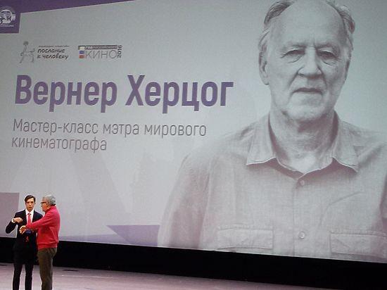 Главный приз фестиваля «Послание кчеловеку» получил сербский фильм
