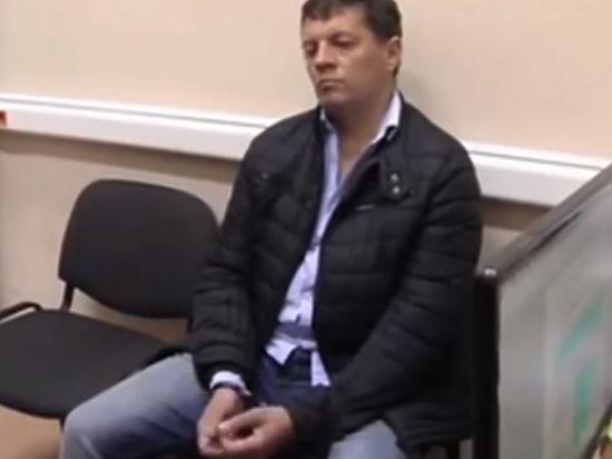 Обнародована видеозапись задержания заподозренного вшпионаже корреспондента «Укринформа»