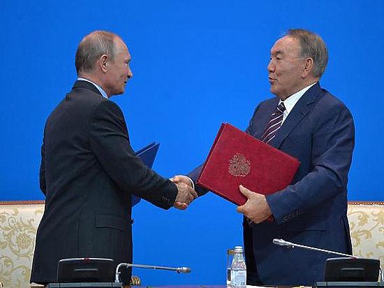 Президенты Казахстана и РФ поглядели фильм «28 панфиловцев»