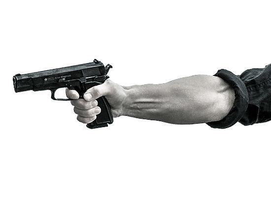 Мужчина получил огнестрельное ранение впроцессе потасовки наюго-западе столицы