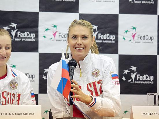 Юрист Шараповой: решение ITF— это чистая выдумка. 05.10.2016 13