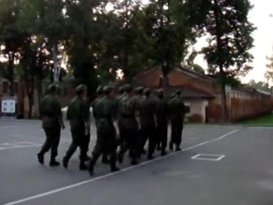 Секс в русском военном гарнизоне