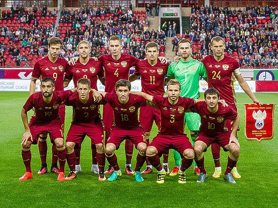 онлайн футбол россии