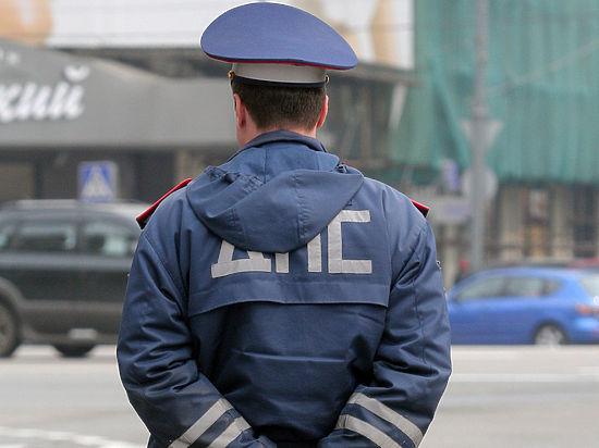 В Татарстане гаишники оштрафовали участкового, а затем — он их