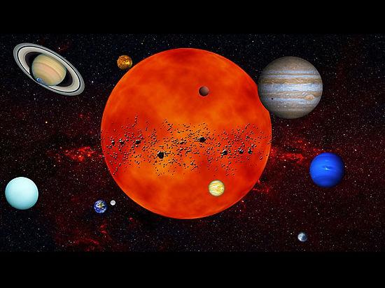 В Солнечной системе обнаружена седьмая карликовая планета