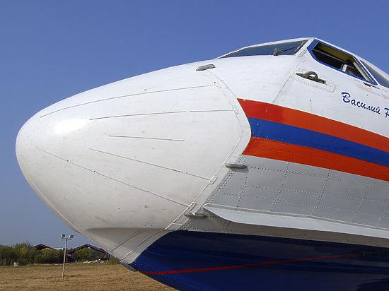 Борт МЧС доставит изОсетии вАрмению пострадавших вДТП
