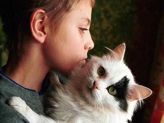 Легко ли животному ужиться с ребенком