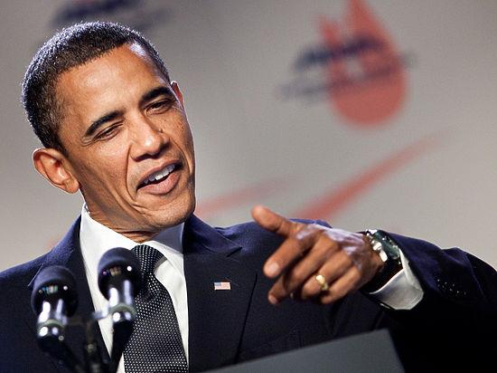 Обама пожаловался протестующей вОгайо наплохой слух изрение