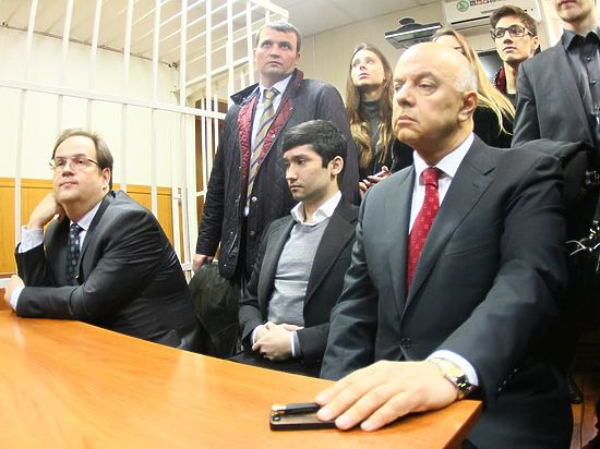 Шамсуаров приговорен к исправительным работам за гонки на Gelandewagen