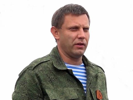 Захарченко: Мыготовы взять штурмом Киев