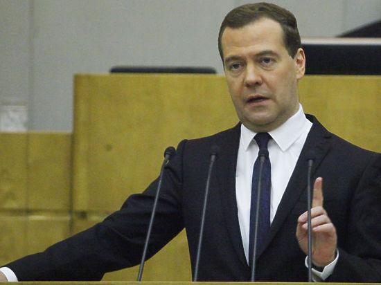 Медведев одобрил военное сотрудничество между РФ и Свазилендом