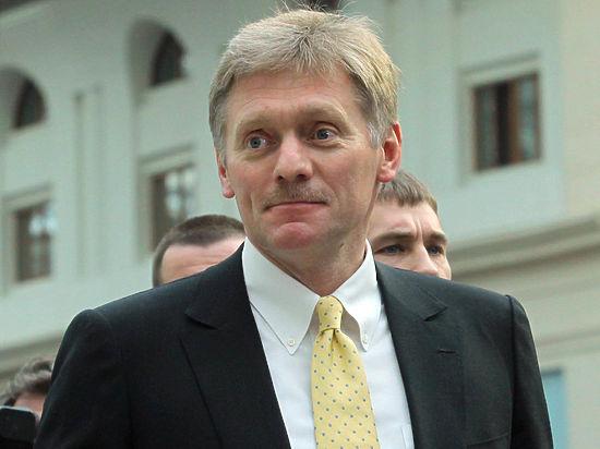 Песков рассказал, как столкнулся с «глушилкой» навигации у Кремля