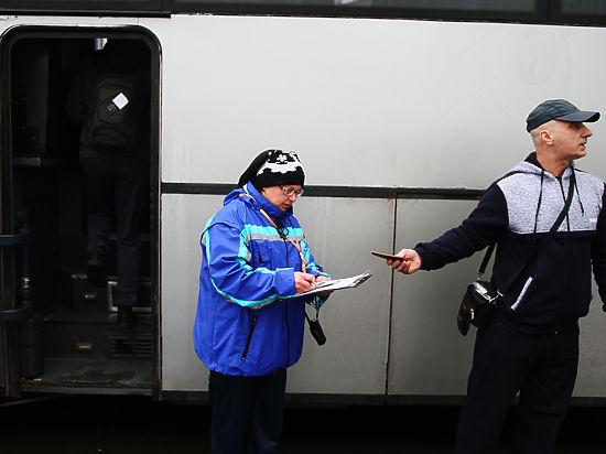 В столице России выявлено свыше 700 незаконно работающих автобусных компаний