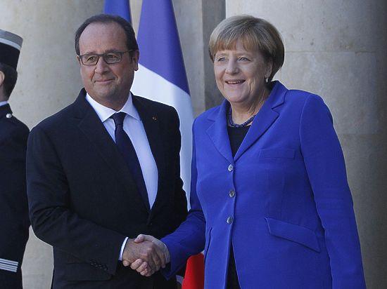 «Укроще«Укрощение Путина»: Олланд и Меркель пригрозили России санкциями за Сириюние Путина»: Олланд и Меркель пригрозили России санкциями за Сирию