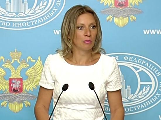 «Охота США за россиянами»: Захарова прокомментировала поимку «хакера» в Чехии
