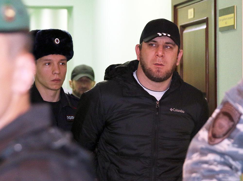 В Московском областном военном суде состоялось очередное слушание по делу об убийстве Бориса Немцова.