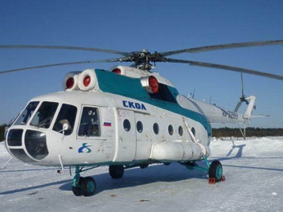 СКР назвал основные версии крушения вертолета наЯмале