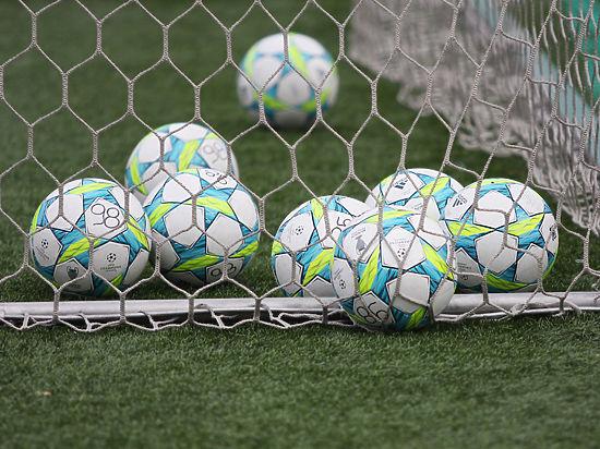 Свежевыжатый футбольный треш