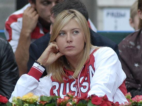 Марию Шарапову исключили из мирового рейтинга WTA