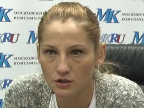 Кошелева отдувалась за всю Россию