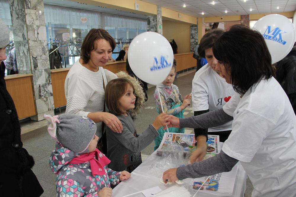 I фестиваль-ярмарка семейного творчества в Барнауле