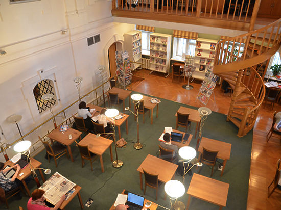 Москвичи смогут устроить вбиблиотеках города профессиональные фотосессии