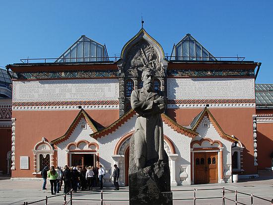 Ради выставки Рафаэля и Караваджо в Третьяковке поменяют дизайн помещений