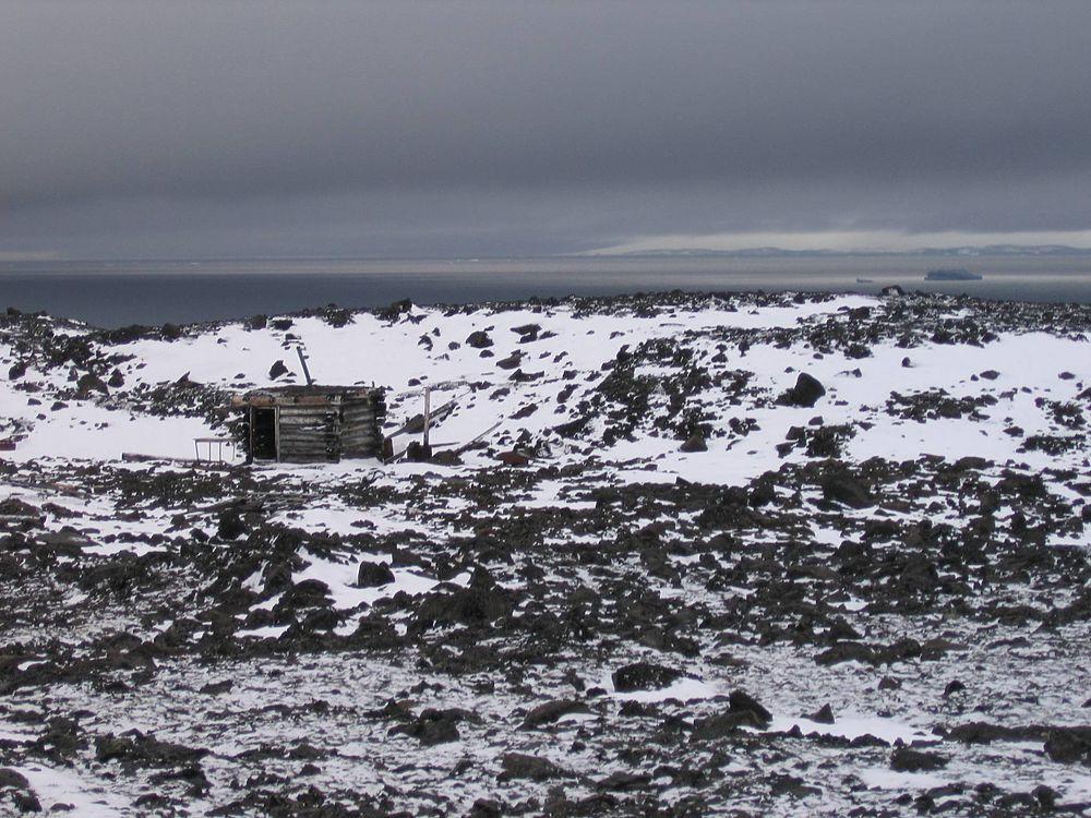 тайная база подводных лодок на земле франца-иосифа