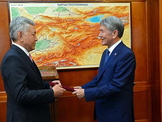 Правительство Киргизии  не выдержало референдума