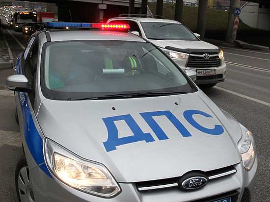 Автокатастрофа на платной трассе под Москвой унесла шесть жизней