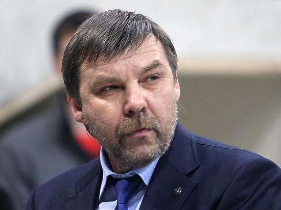 Знарок огласил состав хоккейной сборной России на Кубок Карьяла