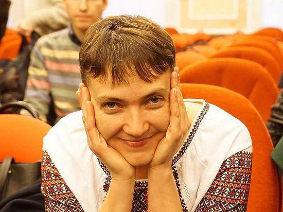 В Госдуме рассказали о целях визита Савченко в Россию