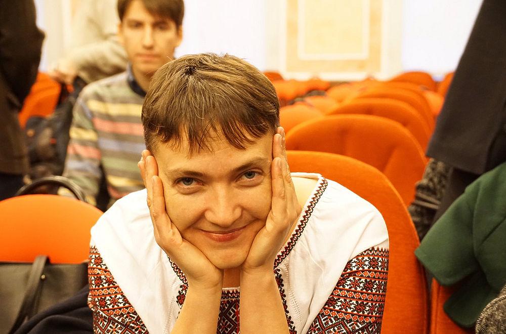 Надежда Савченко приехала в Москву на апелляцию по делу Николая Карпюка и Станислава Клыха