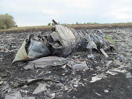 Нидерланды: Россия передала следствию данные по крушению MH17 в Донбассе
