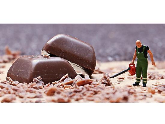 Диетологи заявили, что шоколад усугубляет депрессию
