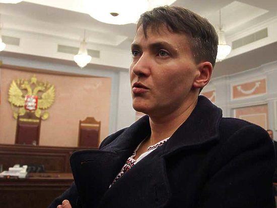 """Савченко рассказала о """"возвращении из ада"""""""