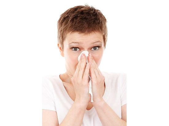 В Омской области отмечен рост заболеваемости гриппом и ОРВИ