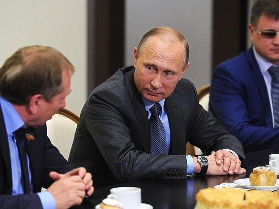 Сбор зерновых в Российской Федерации в2015 году составит приблизительно 116 млн тонн— Путин