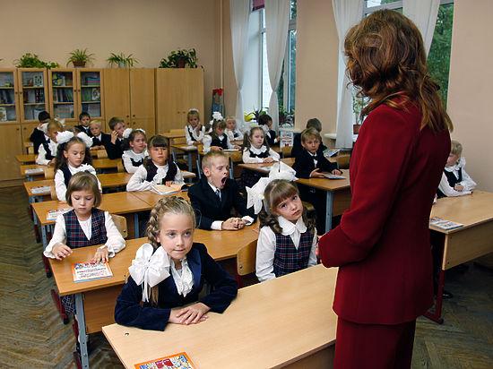 В России не хватает 6,5 миллиона мест в школах