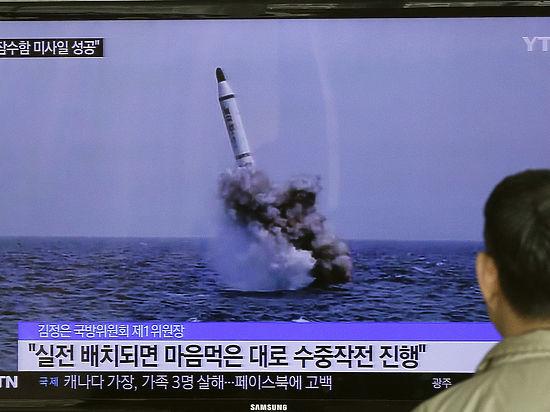 КНДР вновь пригрозила превентивным ударом по США и Японии