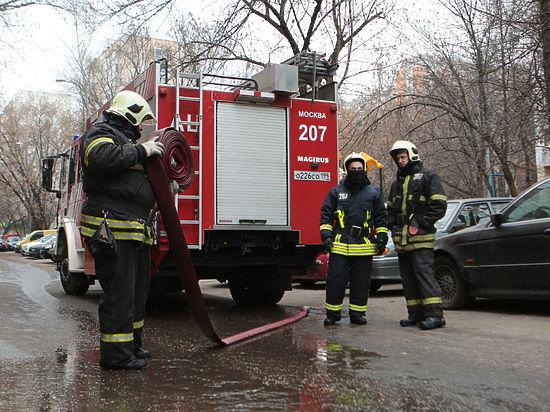 Гибель подростков на пожаре в Подмосковье мог вызвать неисправный обогреватель