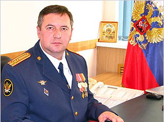 Новым главой московского УФСИН стал полковник, при котором случился бунт