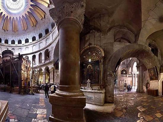 Археологи выяснили, что Гроб Господень сохранился неповрежденным до наших дней