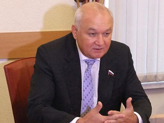 В государственной думе начали работать над законом о русской нации