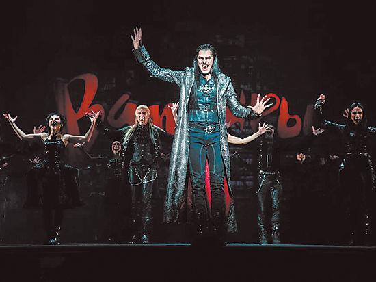 Премьера мюзикла «Бал вампиров» прошла в Москве