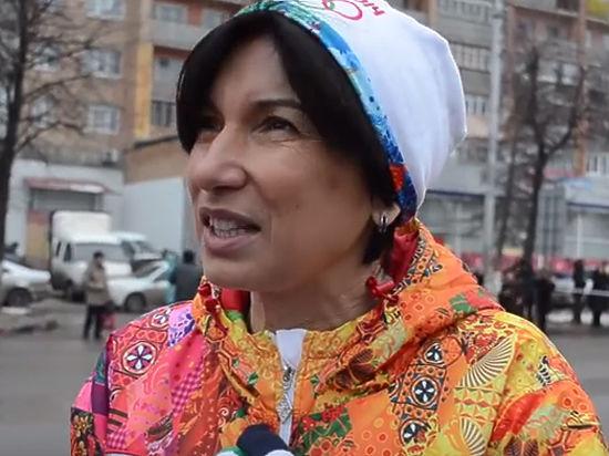 Ирада Зейналова ушла на НТВ
