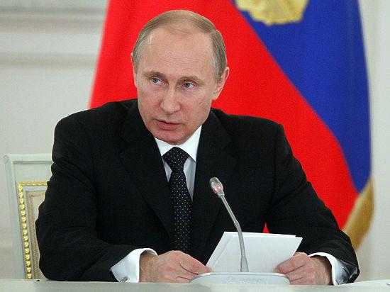 Путин призвал разобраться с миллионами фонда «Талант и успех»